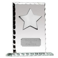Pearl Edge7 Jade Silver Star Award</br>JC004BK